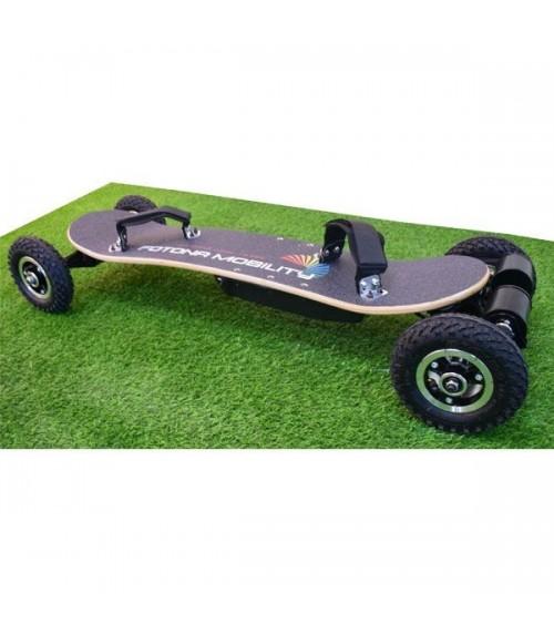 Skateboard électrique Off-Road 4x4 1650W