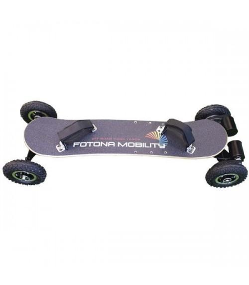 Skate Elettrico Fuoristrada 4x4 1650W