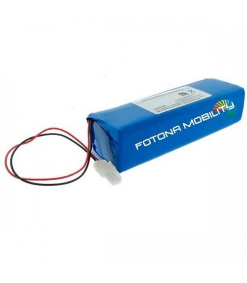 Baterias para veículos de mobilidade