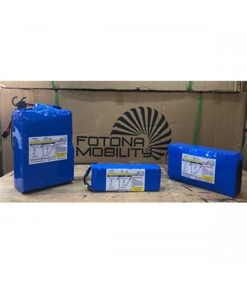 Baterias de lítio recarregáveis