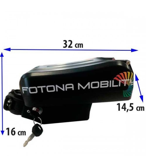 Bateria de bicicletas elétricas Universal