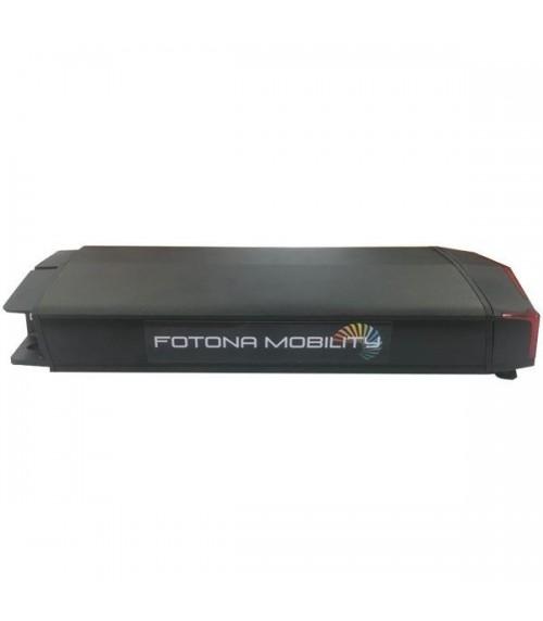 La batteria agli ioni di litio posteriore