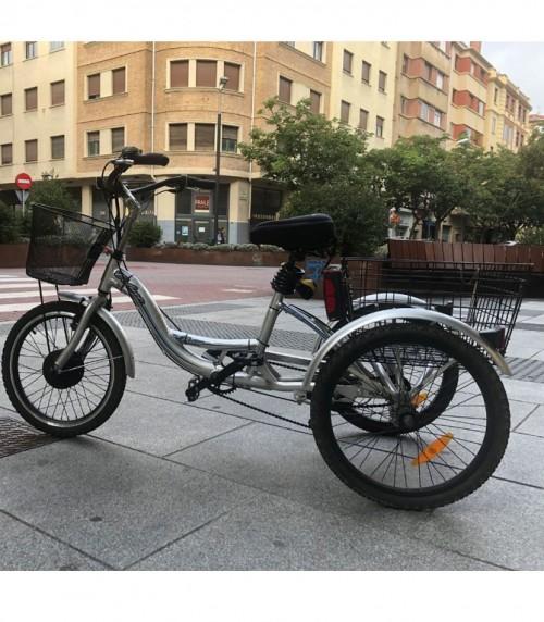 Kit de conversão de triciclos elétricos