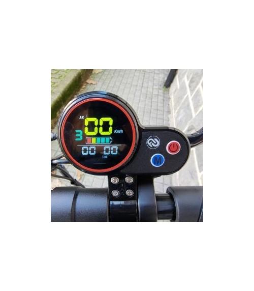 Monopattino Elettrico 500W display