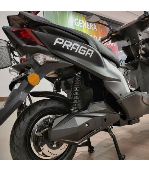 Electric scooter PRAGA 1500W 60V