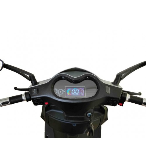 Scooter Elettrica schermo