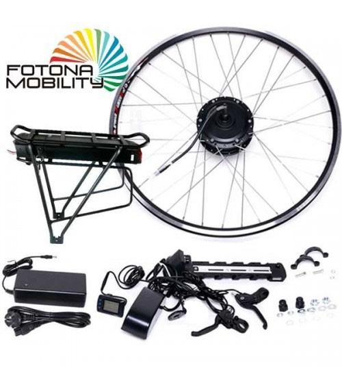 Kit de conversão para passeio de bicicleta