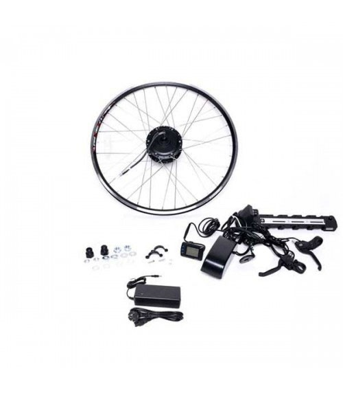 Kit de conversion pour tricycle électrique