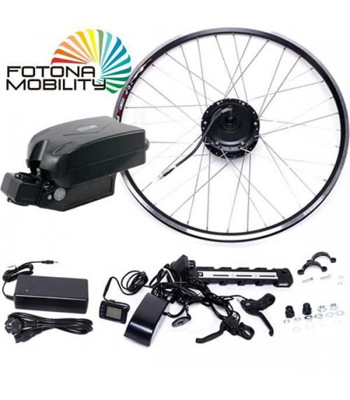 Kit elettrico per bici pieghevole