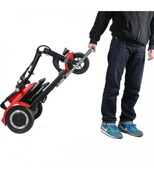 Scooter elettrico per disabili pieghevole motorino 300W