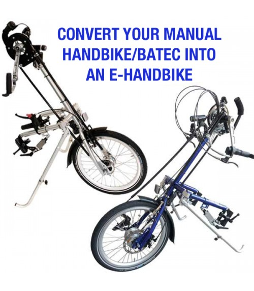 Kit Vélo à main électrique
