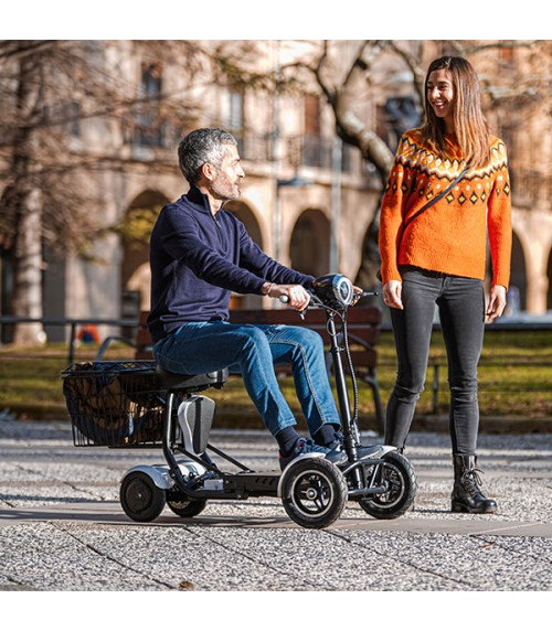 Electric Mobility Scooter 500W | TRAVEL |