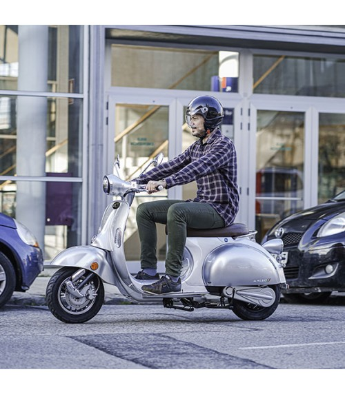 Elektro Vespa 50cc MILANO 3000W 72V
