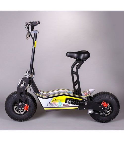 Tigrah Electric Scooter 2000W 60V