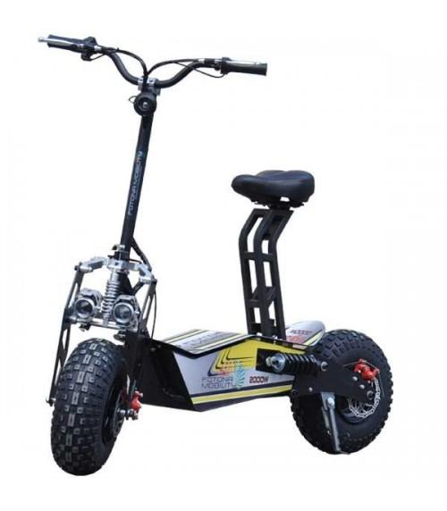 Tigrah Monopattino Off Road Elettrico 2000W 60V