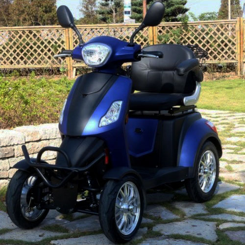 Grand Scooter Electrique