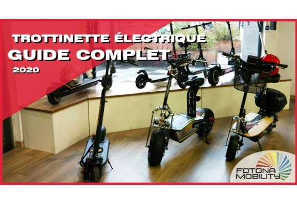 Guide du Trottinette Électrique 2020