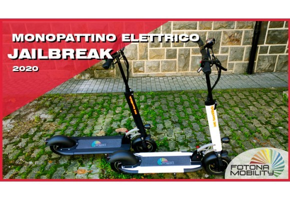 Monopattino Elettrico 500W Jailbreak