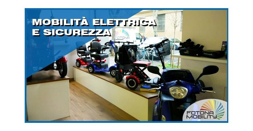 Mobilità elettrica e sicurezza.