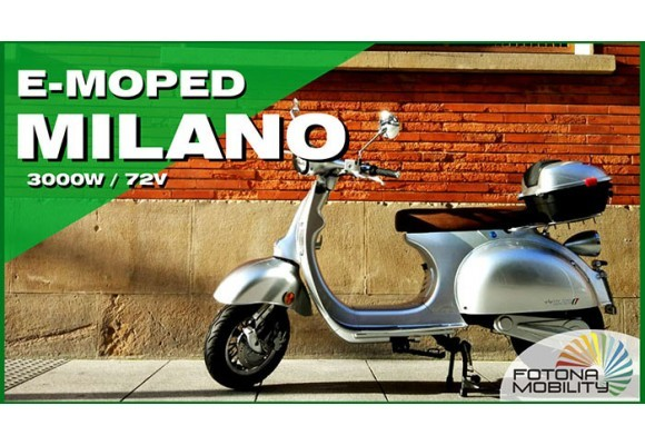 Classic Electric City Scooter