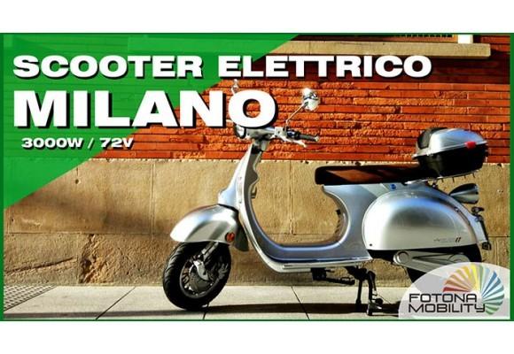 Scooter Elettrico Classico