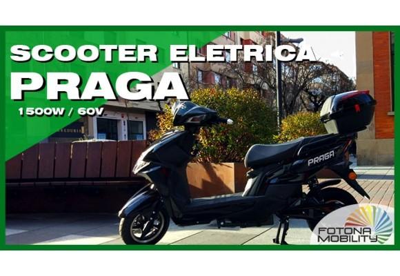 Scooter Elétrica da Cidade