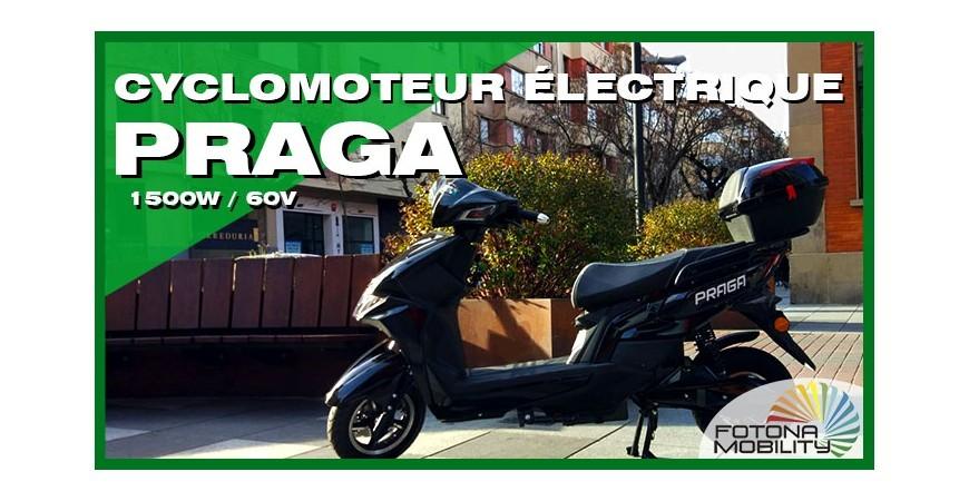 Scooter électrique de ville