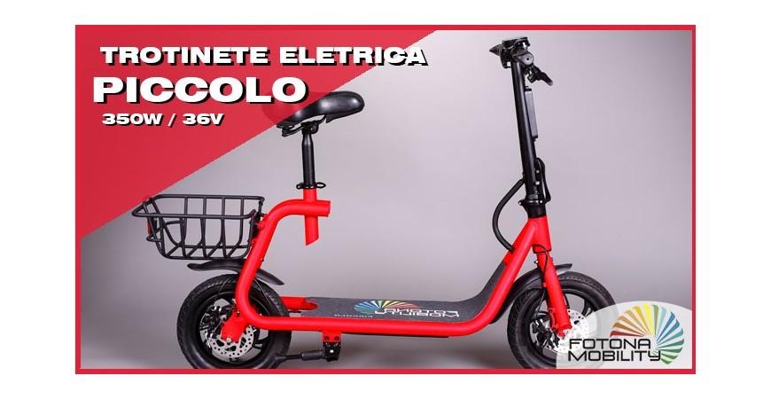 Trotinete Eletrica Sénior Piccolo 350W