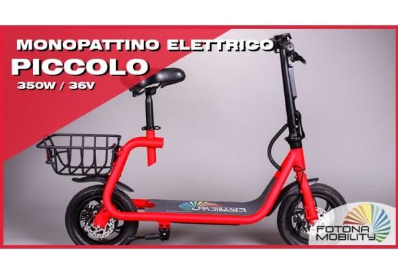 Piccolo 350W Monopattino Elettrico per Adulti