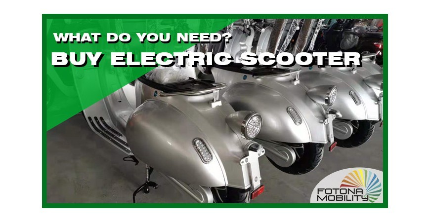 Why buy an electric motorbike? What do you need to know?