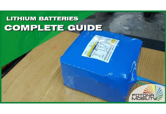 A complete guide to Lithium Batteries in 2020