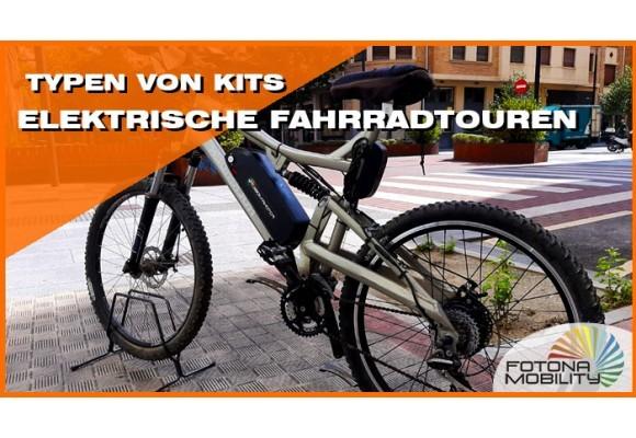 Arten von Elektrofahrrad-Kits