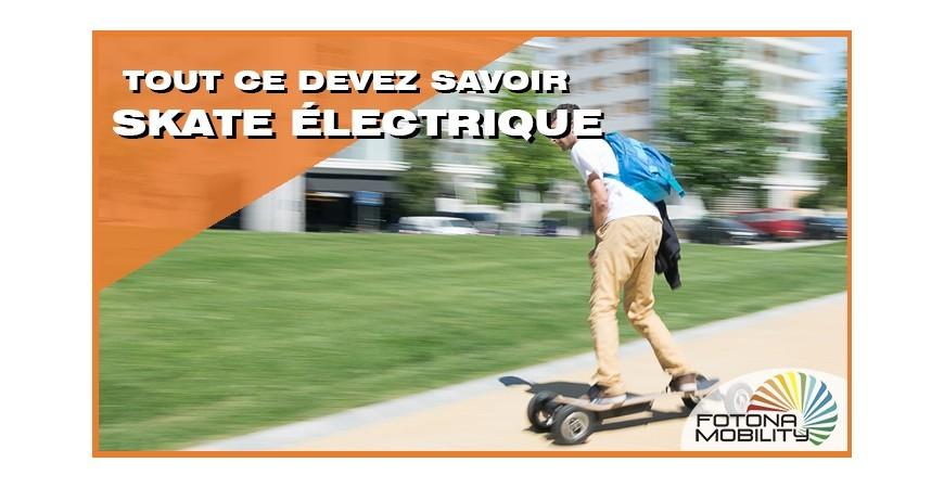 Patin à glace électrique France