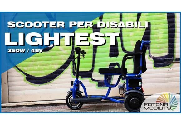 Il miglior scooter elettrico pieghevole per l'alpinismo
