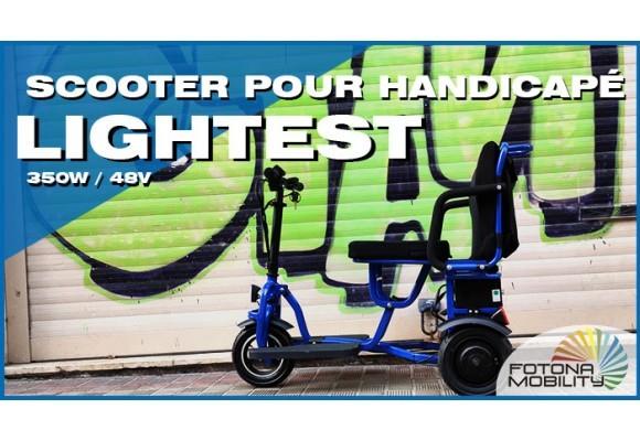 Meilleur Scooter Électrique Pliant pour L'alpinisme
